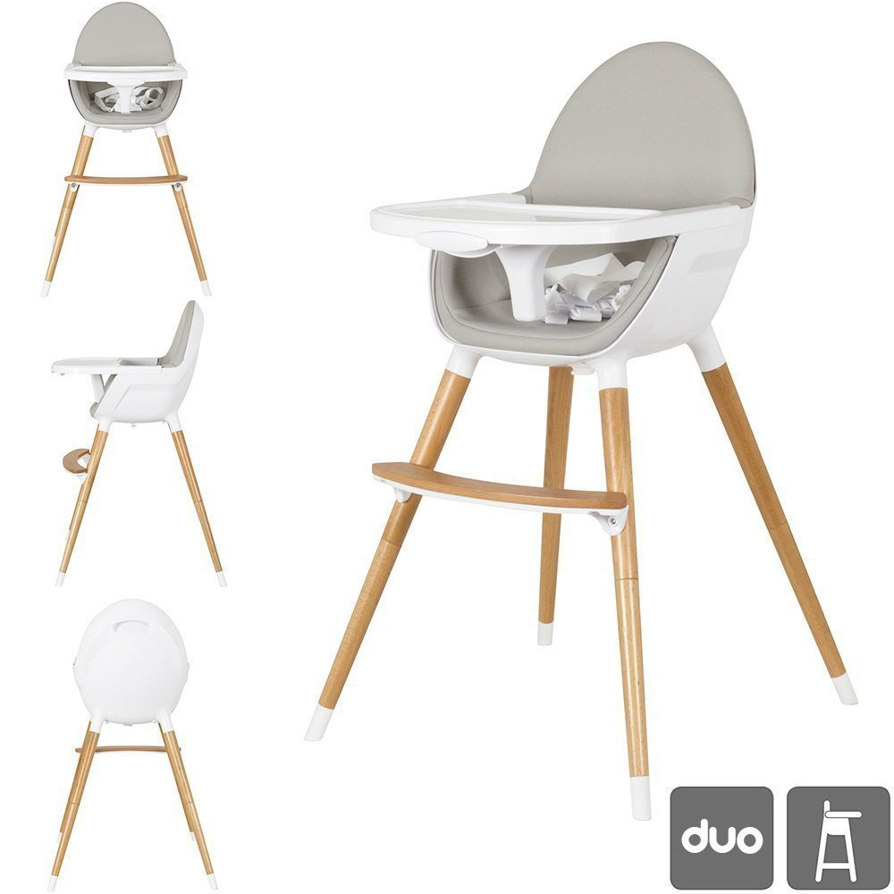 Ibaby Duo. Design Hochstuhl