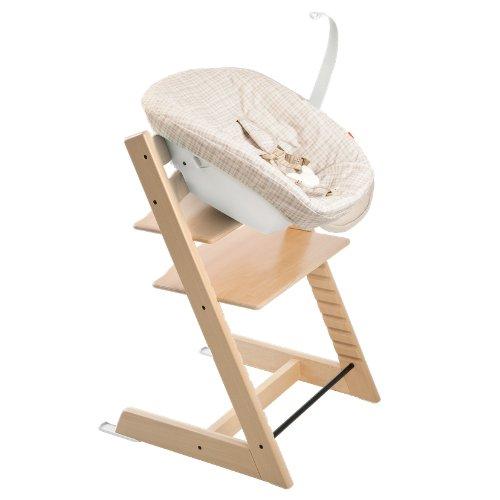 STOKKE Newborn Hochstuhl mit Babyschale